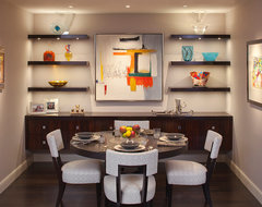 Piedmont Perfect contemporary dining room