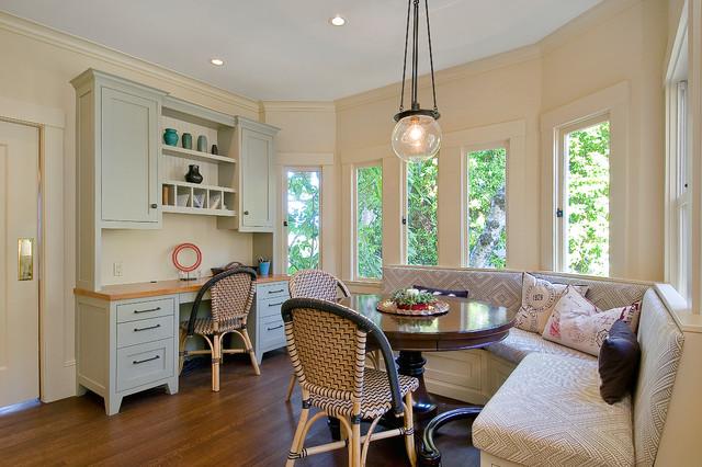 Piedmont Residence VIII traditional-dining-room