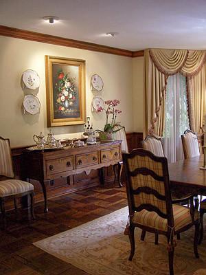 Pierre Senechal Interiors + Design traditional-dining-room