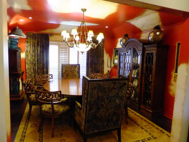 Pinetrail Project - Traditional - Dining Room - other metro - by Jason ...