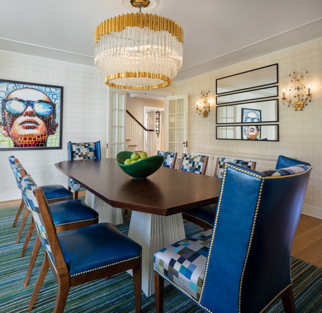 Picture Perfect Dining Room, Dining Room Artwork