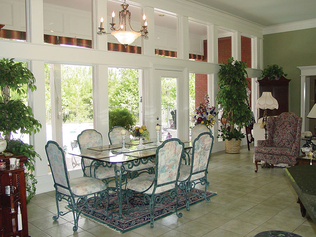plan #020D-0266 traditional-dining-room