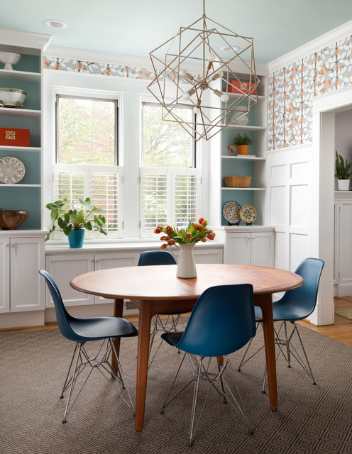 Stunning  A Playful Dining Room Fit for Toddlers and Grown Ups