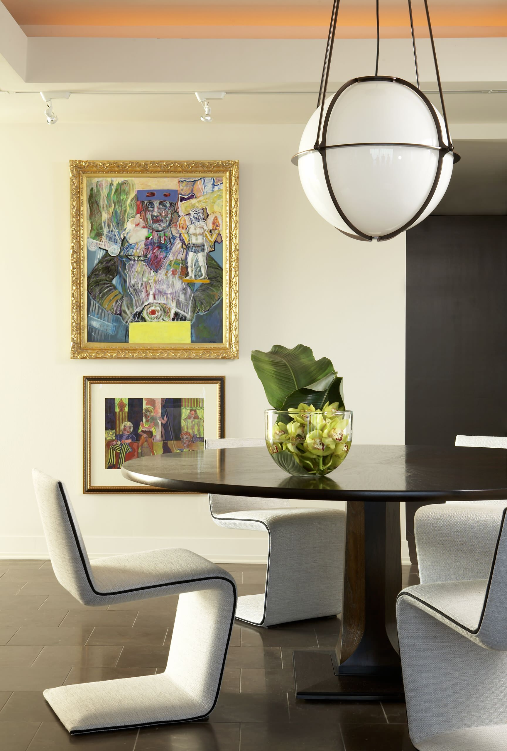 Modern Dining Table Centerpiece Houzz