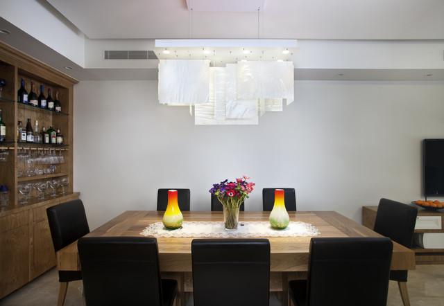 Plice contemporary-dining-room