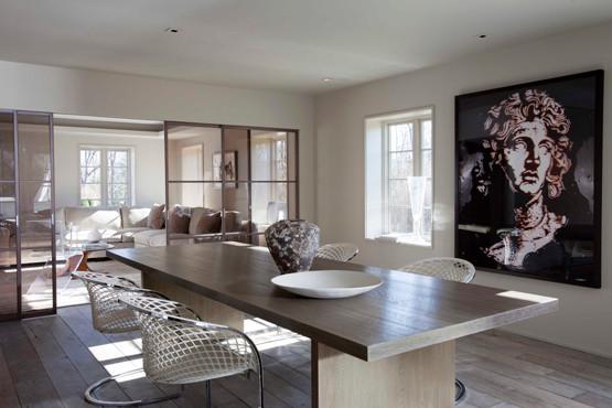 Plunkett Place modern-dining-room