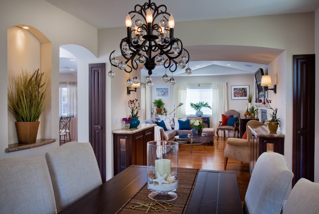 Point Loma traditional-dining-room