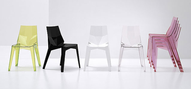 Poly Chair contemporary-dining-chairs