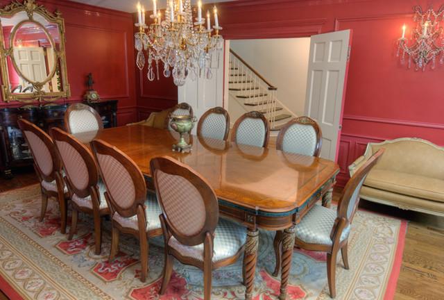 Poppleton Park Home traditional-dining-room