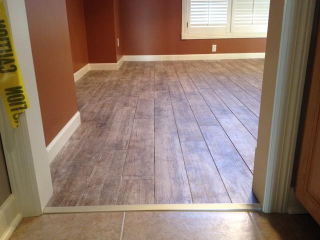 Porcelain Wood Plank Tile 6 X 36