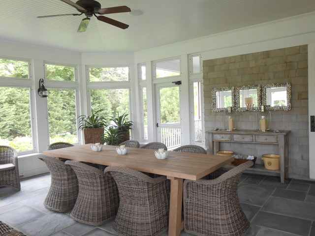 porch dining area eclectic-dining-room
