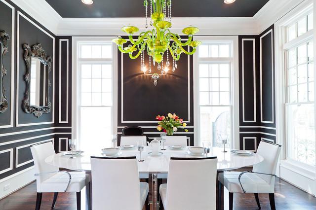 Portfolio - Contemporary - Dining Room - Houston - by ...