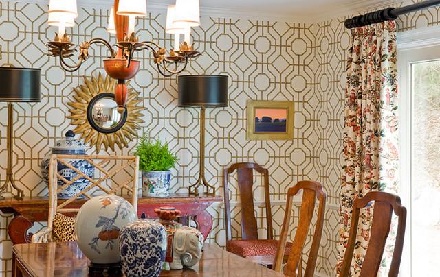 Portfolio eclectic-dining-room