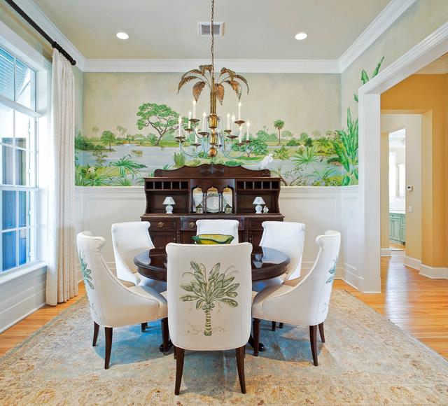 Portfolio tropical dining room orlando by m james for Tropical dining room