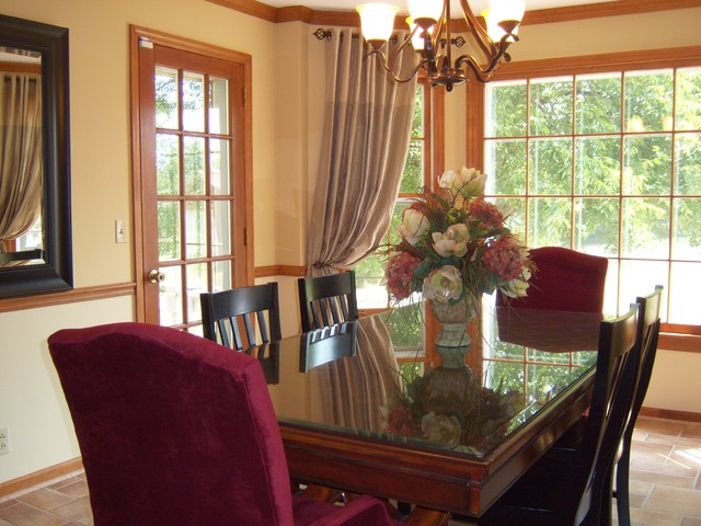 Portfolio traditional dining room