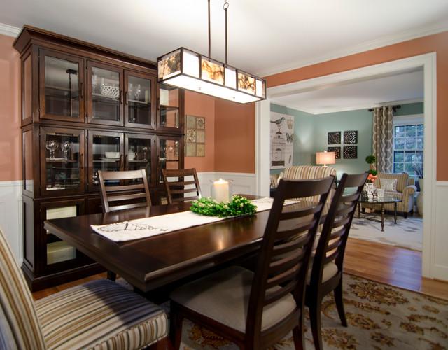 Portfolio1- Washington, DC Metro area projects traditional-dining-room