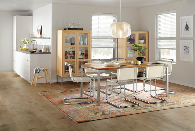 Portica table modern-dining-room