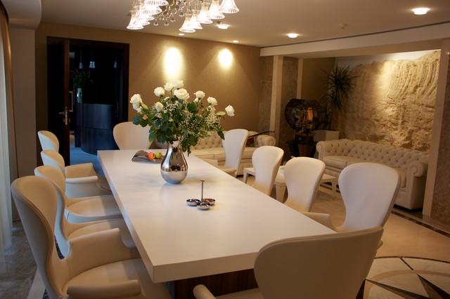 Portomaso Office traditional-dining-room