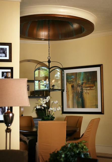 anne rue mediterranean-dining-room