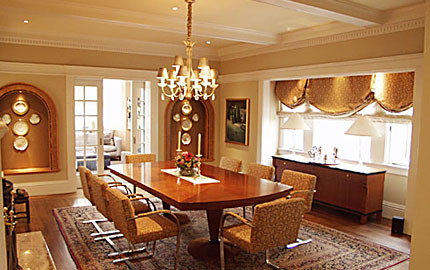 Presidio Heights 2 Dining Room traditional-dining-room
