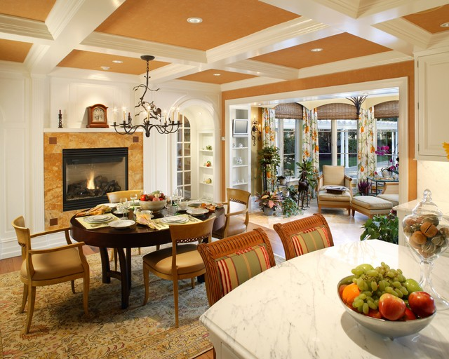Primary Residence II traditional-dining-room