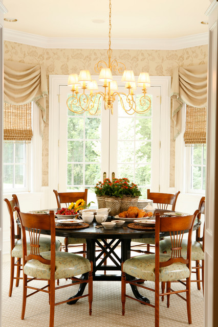 Princeton home traditional dining room new york by for Dining room 56 willoughby street
