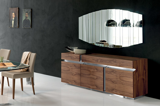 High Quality Prisma Modern Buffet By Cattelan Italia Contemporary Dining Room