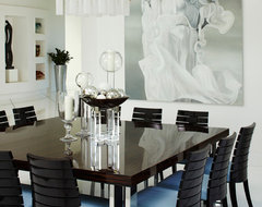 Private Residence 6, Boca Raton, FL contemporary-dining-room