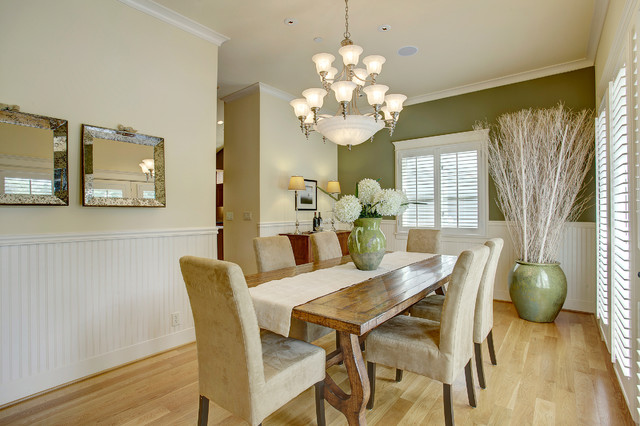 private residence traditional dining room seattle by hage
