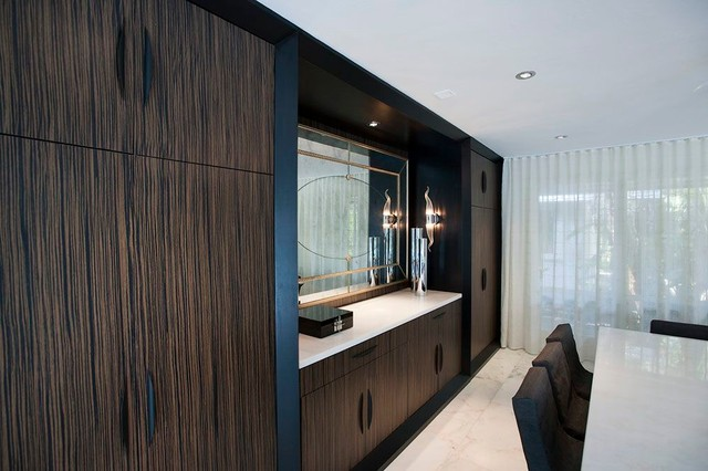Private residence for Best private dining rooms miami