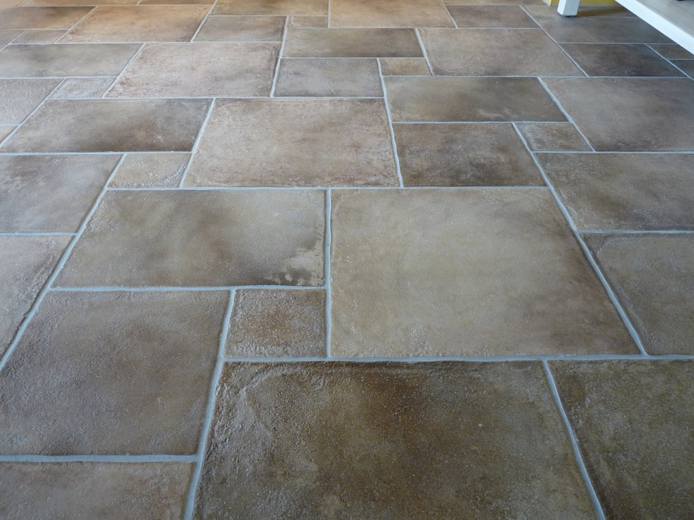 Private Residence Origine Modular Floor Traditional Dining Room Auckland By Designa Ceramic Tiles Limited