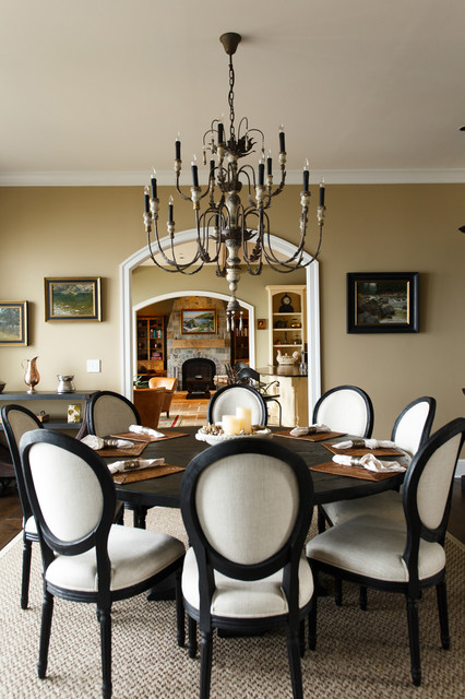 Private waterfront residence on heron lake annapolis for Best private dining rooms in baltimore