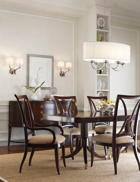 Progress lighting contemporary dining room by for Modern lamps for dining room