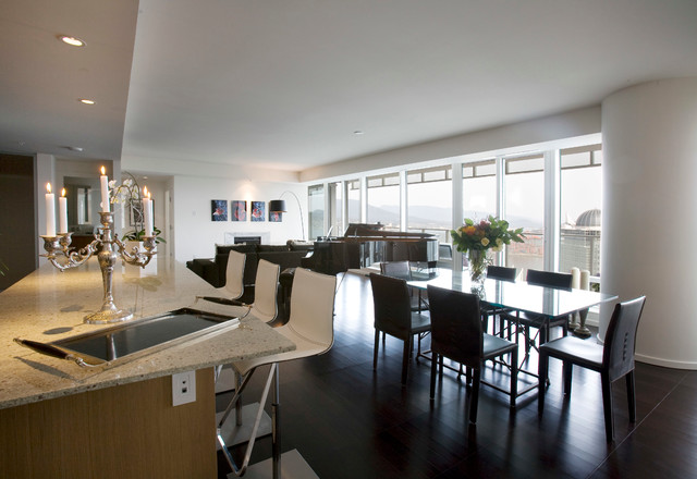 Project Fairmont Pacific Rim contemporary-dining-room