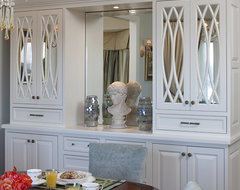 Project in Tiburon traditional-dining-room