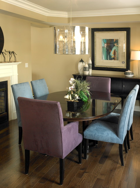 Projects by niche decor for Dining room niche ideas