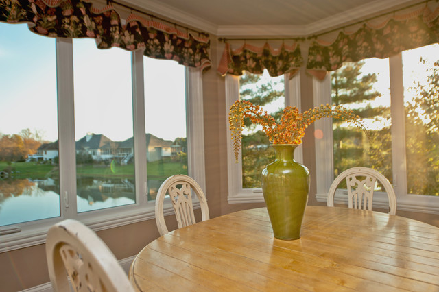 Promotional Home - Carmel traditional-dining-room