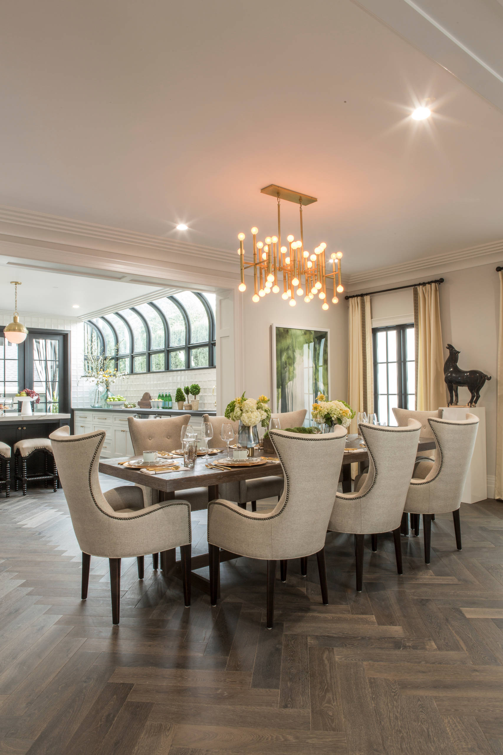 75 Beautiful Eclectic Dining Room Pictures Ideas February 2021 Houzz