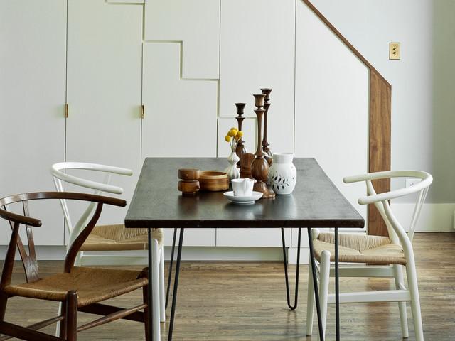 Silla Wishbone: Un clásico ajeno a modas que triunfa en el hogar 3