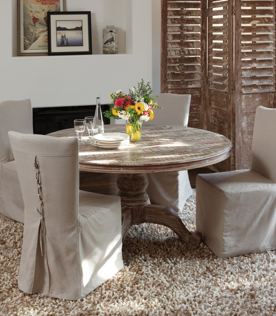 Provencal traditional-dining-room