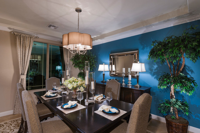 Pulte homes celebration model home vail arizona traditional dining room other metro - Pulte home design center ...