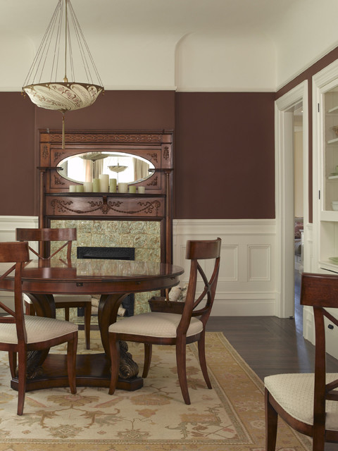 Queen Anne Residence Traditional Dining Room San Francisco By Aleck W