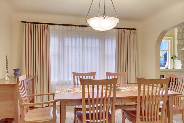 Queen anne traditional for Dining room questionnaire