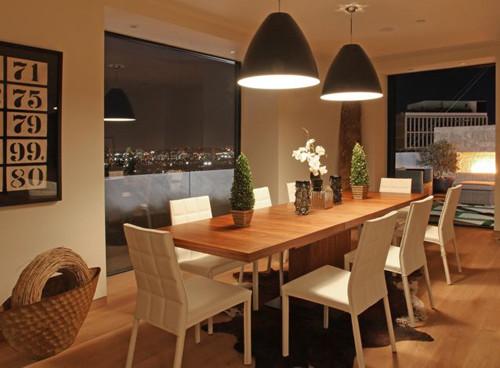 Queens Way modern-dining-room