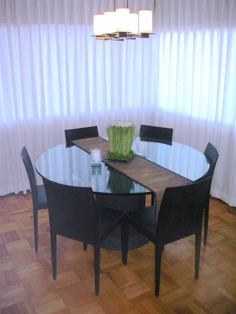 Quentin Foster modern-dining-room