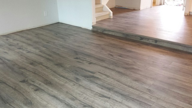 Quickstep reclaime 39 heathered oak laminate install beach for Wooden flooring dealers