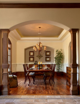 Raleigh NC Residence Traditional Dining Room Raleigh By Neapolis Design
