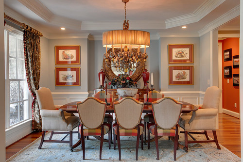 Friday Faceoff: Formal Dining Rooms
