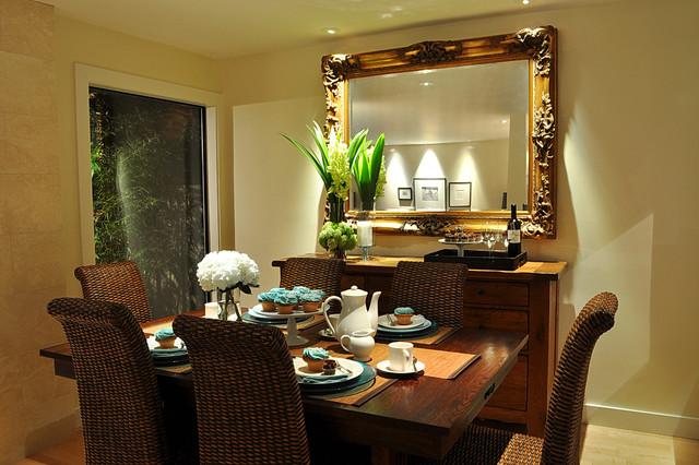 Raveninside Interior Design - Contemporary - Dining Room ...