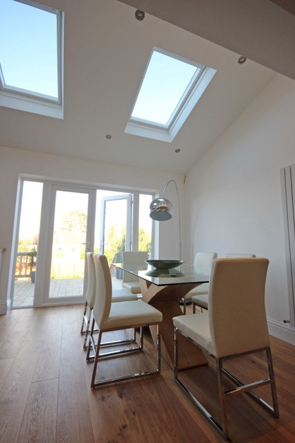 Rear Extension To Semi Detached Home Horfield Bristol